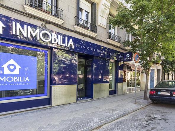 oficina inmobilia inmobiliaria de confianza en el centro de Madrid